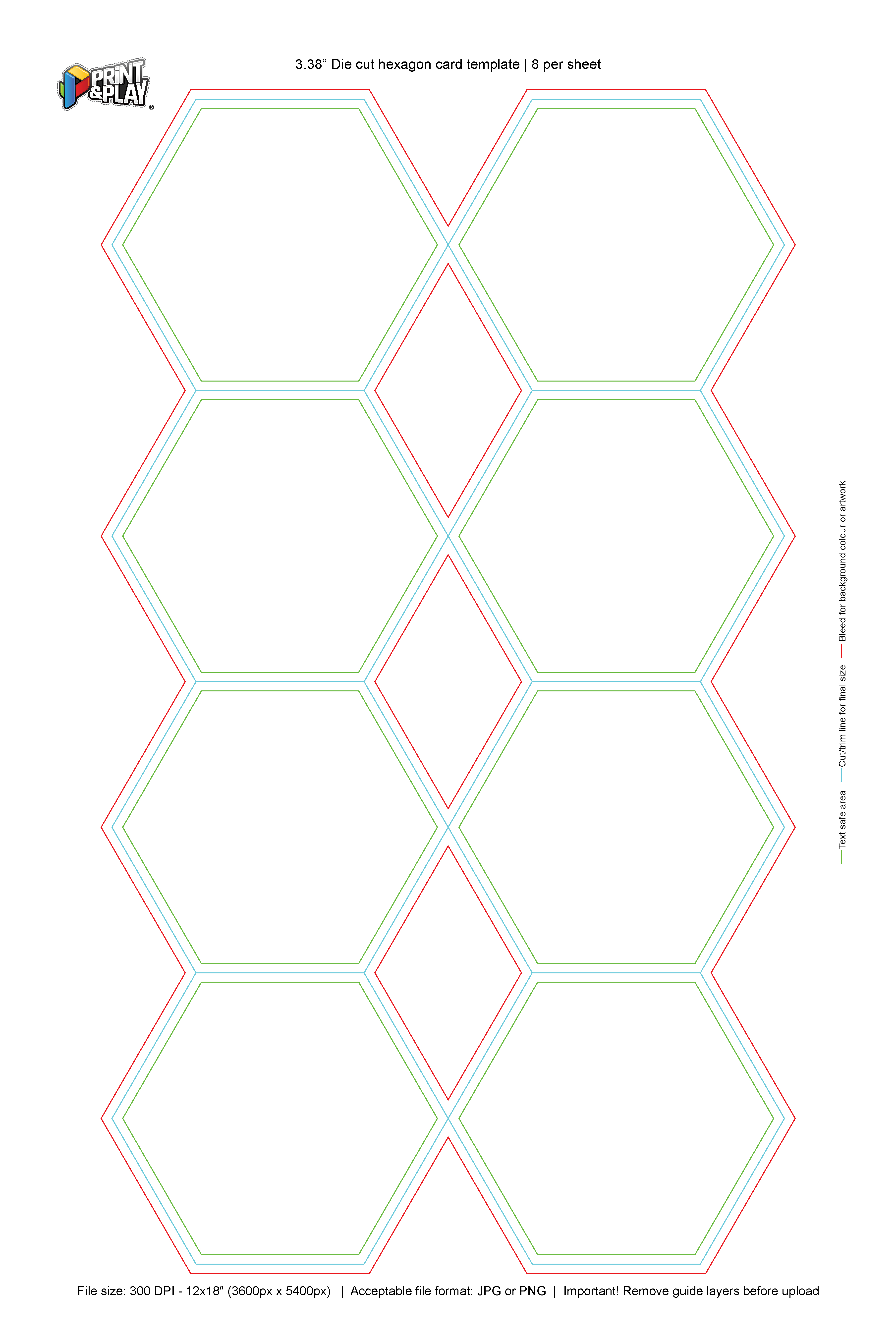 Playing Cards : Formatting & Templates - Print & Play